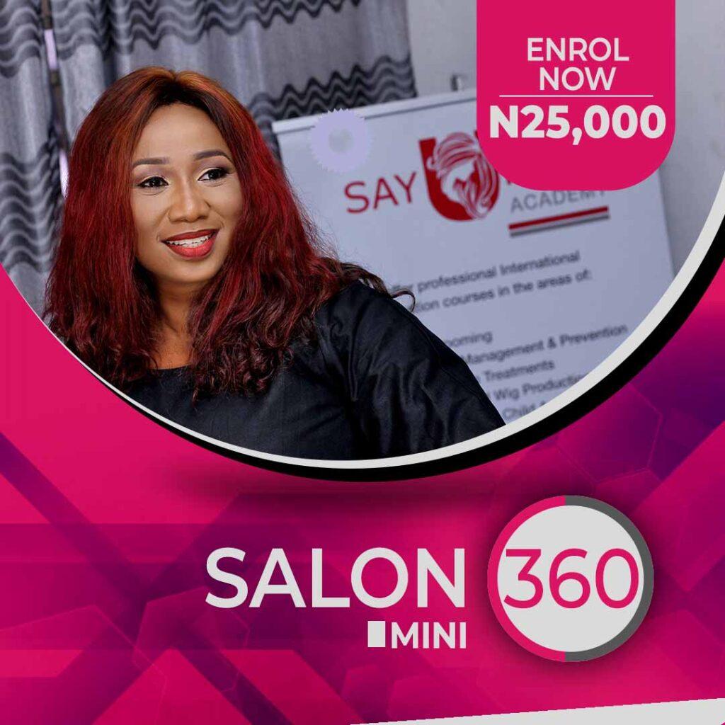 Salon 360 Mini
