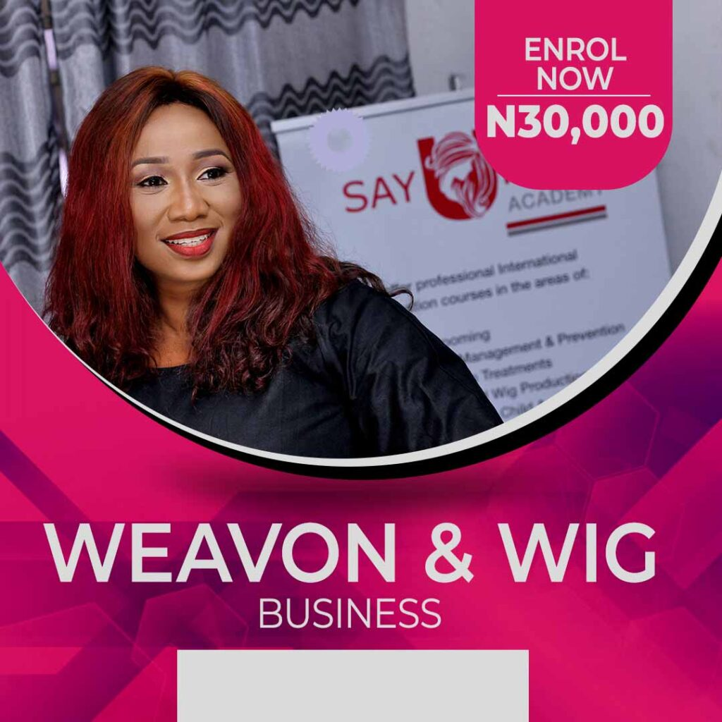 Weavon and Wig Business Course